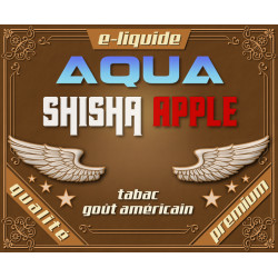 E-Liquide Shisha Apple