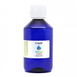 E-Liquide PG 50% VG 50% (250 ml)