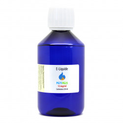 E-liquide PG 75% VG 25% (250 ml)