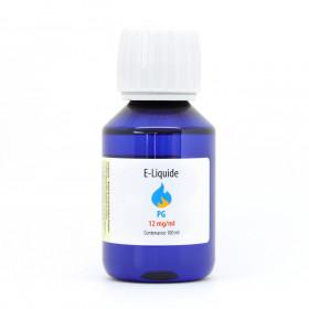 E-Liquide PG 100% (100 ml)