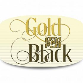 E-Liquide Gold & Black