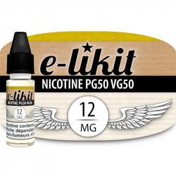 Nicotine 12 mg - PG50VG50