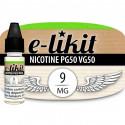Nicotine 9 mg - PG50 VG50