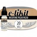 Nicotine 20 mg - PG50 VG50