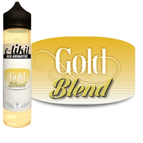 Gold Blend - E-liquide 60 ml