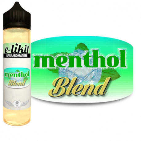 Menthol Blend - E-liquide 60 ml
