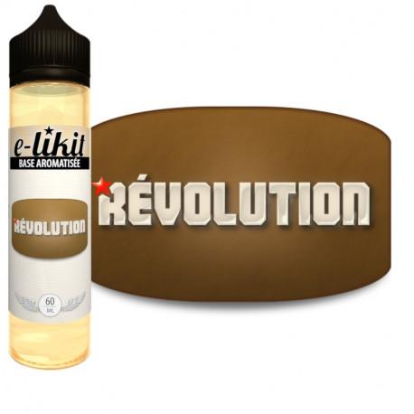 Révolution - E-liquide 60 ml