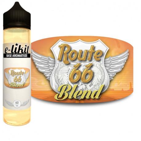 Route 66 Blend - E-liquide 60 ml