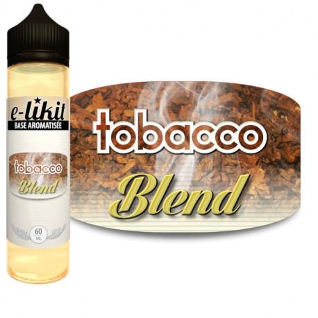 Tobacco Blend - E-liquide 60 ml