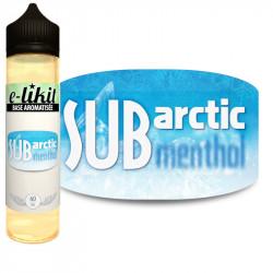 Subarctic menthol - E-liquide 60 ml
