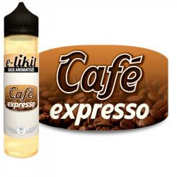 Café expresso - E-liquide 60 ml