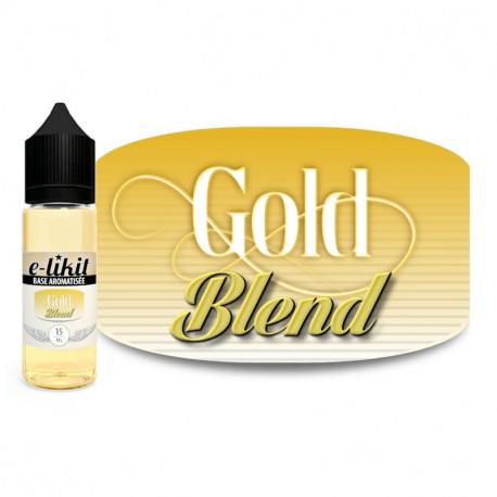 Gold Blend - E-liquide 15 ml