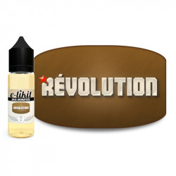 Révolution - E-liquide 15 ml