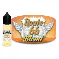Route 66 Blend - E-liquide 15 ml