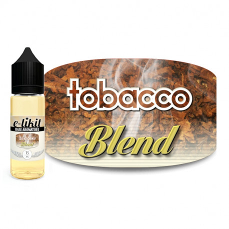 Tobacco Blend - E-liquide 15 ml