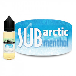 Subarctic menthol - E-liquide 15 ml