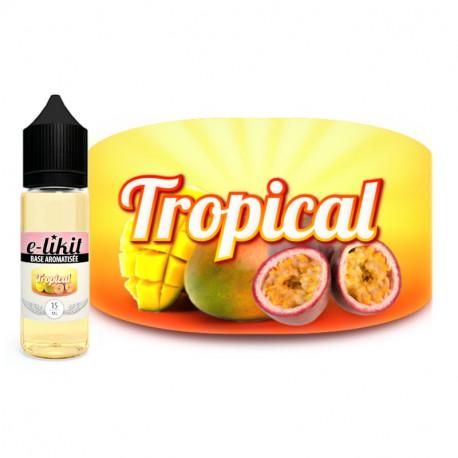 Tropical - E-liquide 15 ml
