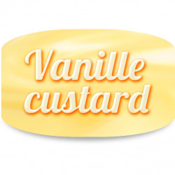 Arôme Vanille Custard
