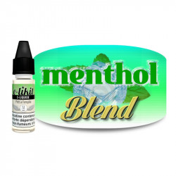 E-Liquide Menthol blend