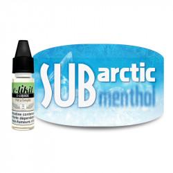E-Liquide Subartic menthol