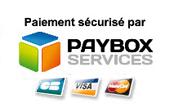Paiement sécurisé par Paybox services