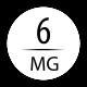 6 mg avec 1 booster 9 mg